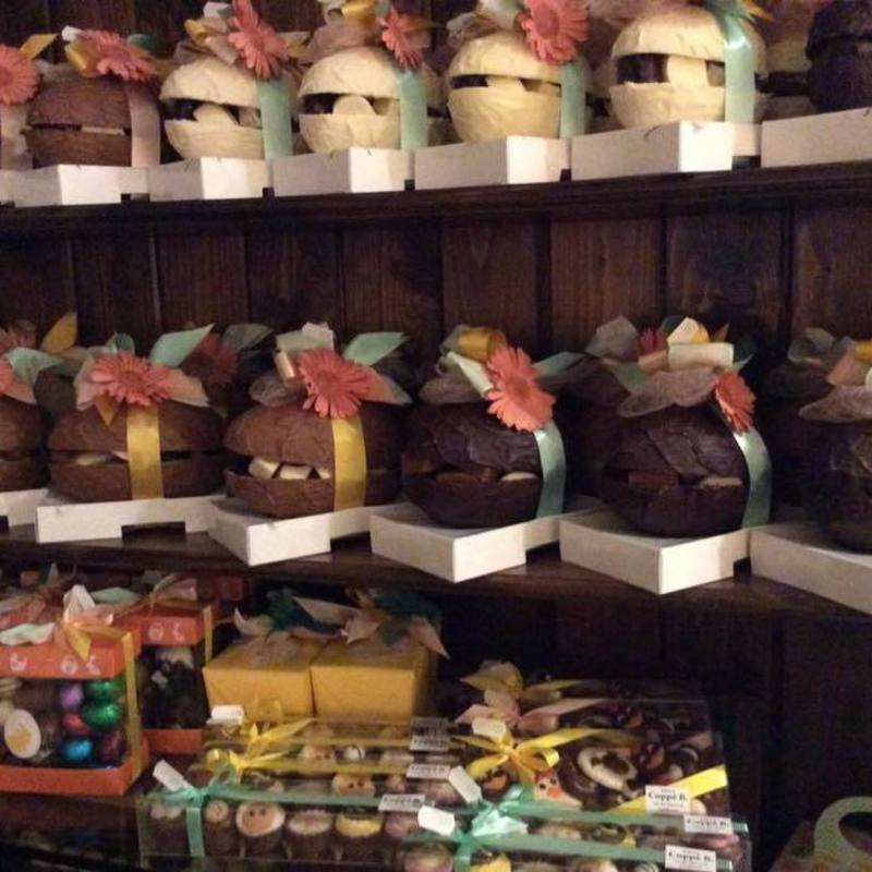 Bakkerij Coppé Lenaerts - Chocolade